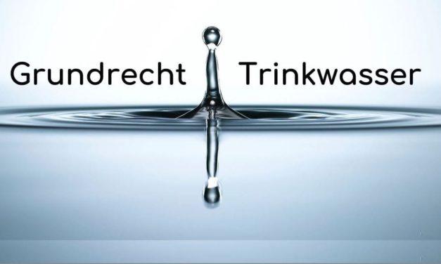 Slowenien macht als erstes Land der EU Trinkwasser zum Grundrecht!