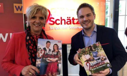 """ORF KÄRNTEN – """"Kärnten hat gewählt – 9 Plätze – 9 Schätze – so gut isst Österreich"""""""