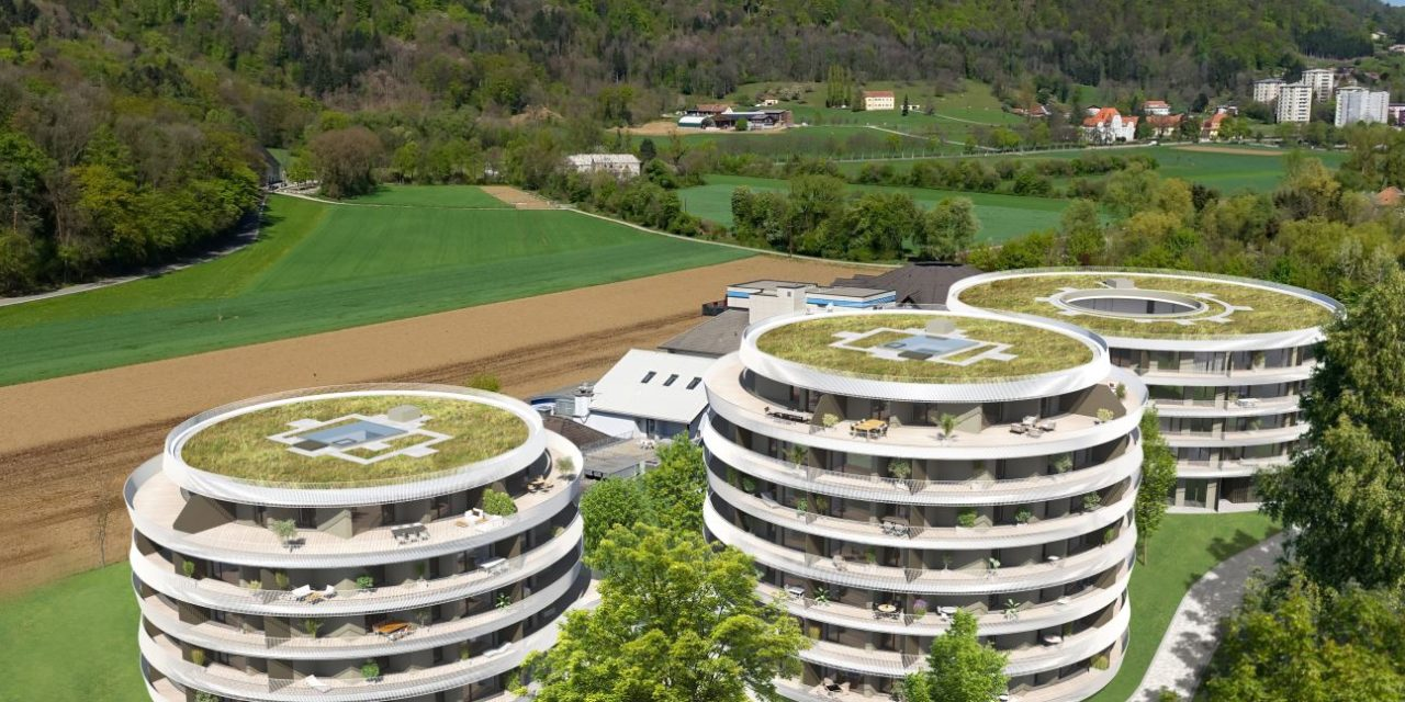 "Wohnbauprojekt ""Green Paradise"": Top-Investments der ifa AG in Graz"