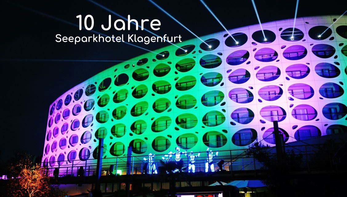 10 Jahre Seeparkhotel Klagenfurt