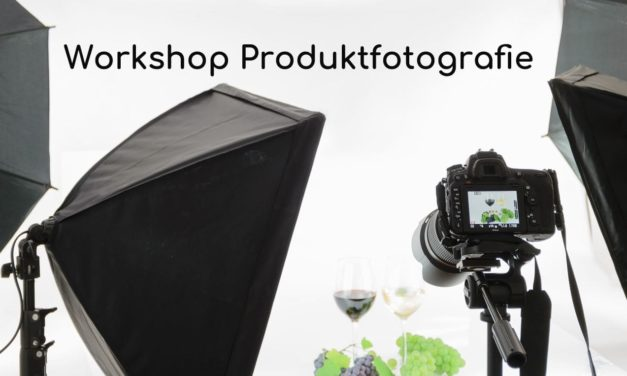2-tages Workshop Produktfotografie
