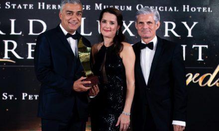 VIVAMAYR: Doppelte Auszeichnung bei den 4. World Luxury Spa & Restaurant Awards