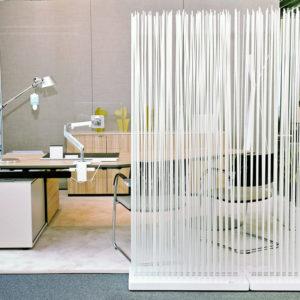Büro Sichtschutz Raumteiler
