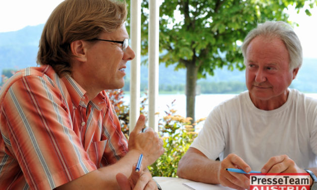 Im Gespräch mit Tono Hönigmann