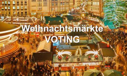 VOTING der beliebtesten Weihnachtsmärkte Österreichs