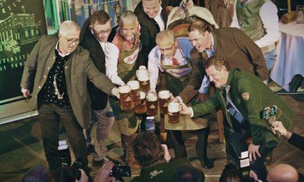 Bilder Schleppe Bockbieranstich Schleppe Brauerei Klagenfurt