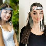 Schutzschild für's Gesicht | Hergestellt in Österreich | Gesichtsschutz Schild