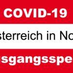 Verordnung des Bundesministers Schutzmaßnahmen gegen die Verbreitung von COVID-19