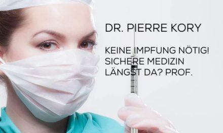 Keine Impfung nötig! Sichere Medizin längst da? Prof. Dr. Pierre Kory beim Senat