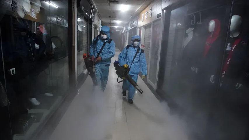 Chinas geheime Coronavirus Corona-Akten: Chaostage in Wuhan