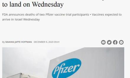 Zwei Impfstudien-Teilnehmer sind nach Erhalt des Impfstoffes gestorben
