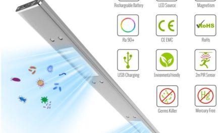 Neue Forschung: UV-LEDs tötet das Coronavirus in 30 Sekunden