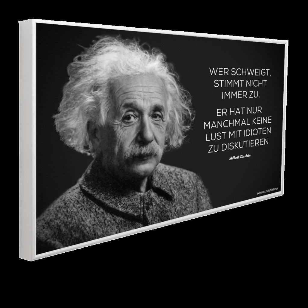 Berühmte Zitate von Albert Einstein