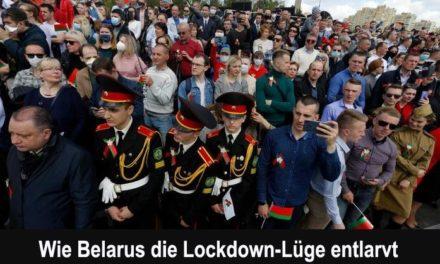 Wie Belarus die Lockdown-Lüge entlarvt