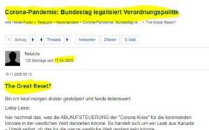 Corona-Pandemie: Bundestag legalisiert Verordnungspolitik