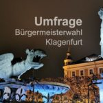Umfrage Bürgermeisterwahl Klagenfurt