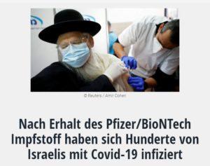 Pfizer-BioNTech Impfstoff Covid