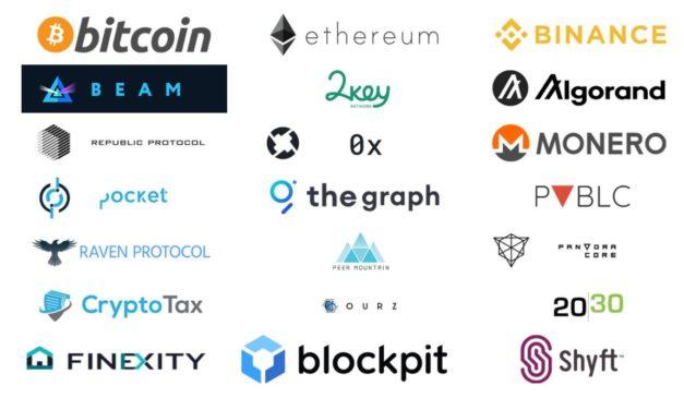 Blockchainbasierte Projekte und Kryptowährungen sind das Geschäft der Zukunft