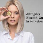 Jetzt gibts Bitcoin-Gutscheine in Schweizer Läden