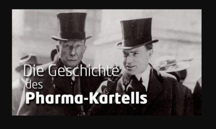 Die Geschichte des Pharma–Kartells