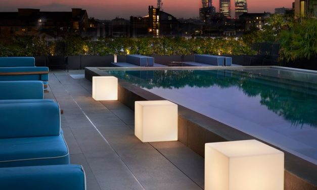 Sitzwürfel beleuchtet Outdoor: Sitzwürfel für die Terrasse günstig kaufen.