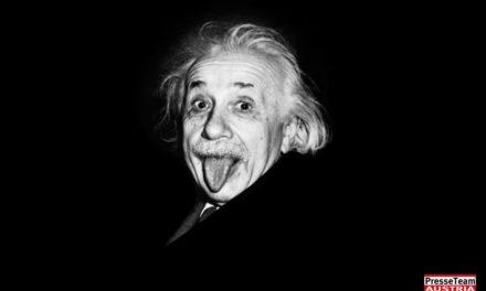 Als Albert Einsteins Zunge die Welt relativierte