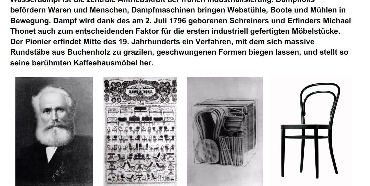 Thonet Möbel Österreich