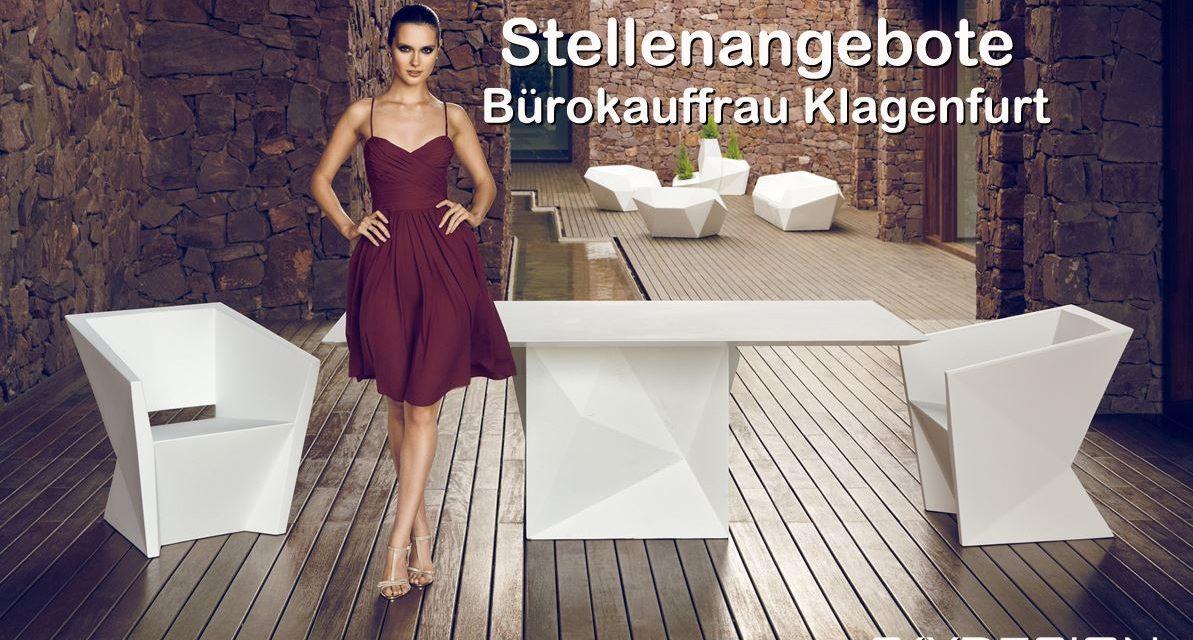Bürokauffrau Stellenangebote Klagenfurt