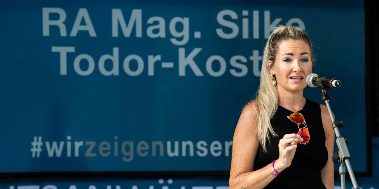 Rechtsanwältin Silke Todor-Kostic: HÄNDE WEG VON UNSEREN KINDERN!