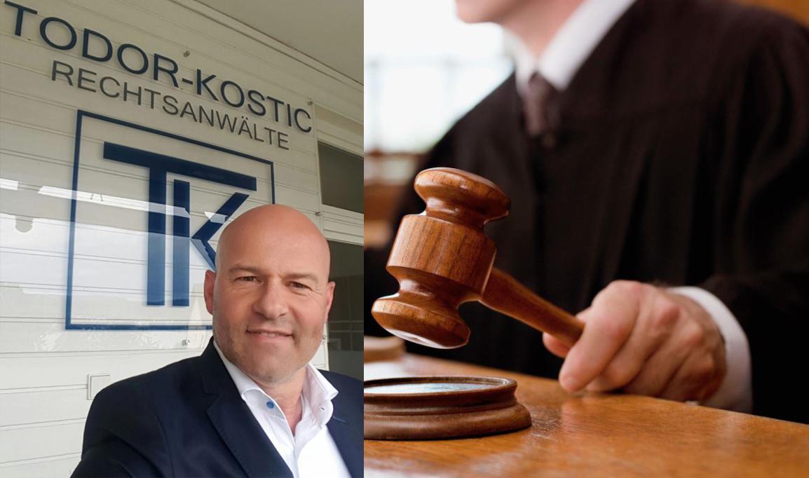 Anwalt Alaxander Todor-Kostic-Rechtsanwalt